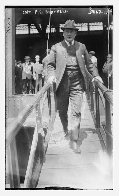 Capt. F. E. Beadnell