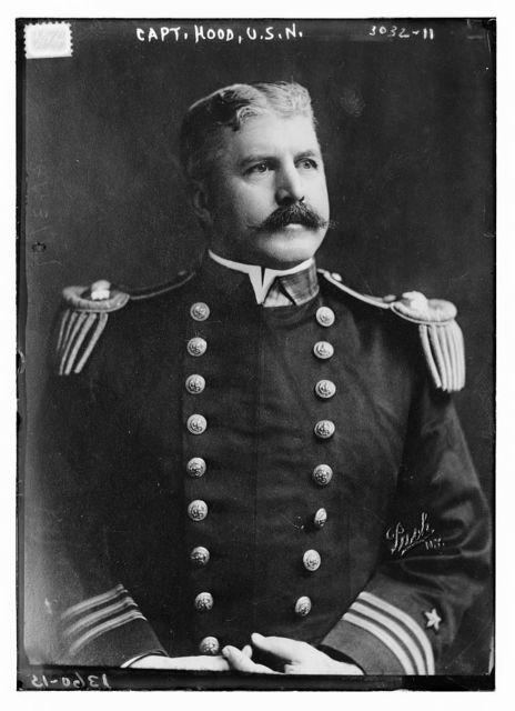 Capt. Hood, U.S.N.