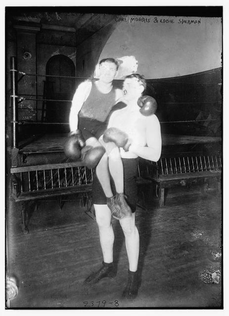 Carl Morris & Eddie Sherman