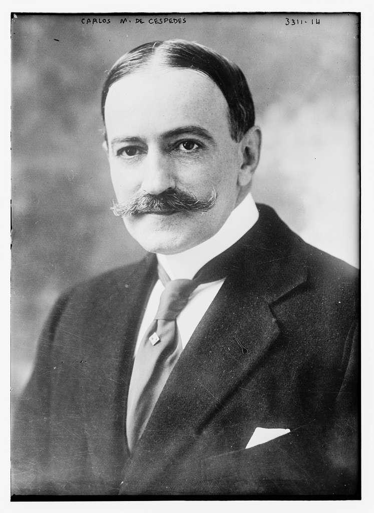 Carlos M. de Cespedes
