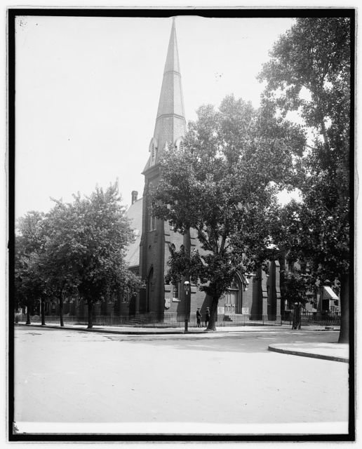 Central Presbyterian Church, [3 and I Sts., Washington, D.C.]