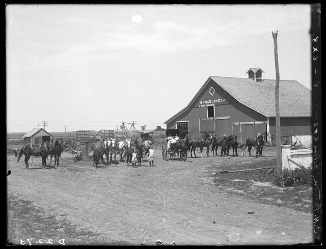 C.H. Patton, west of Gibbon, Nebraska,.