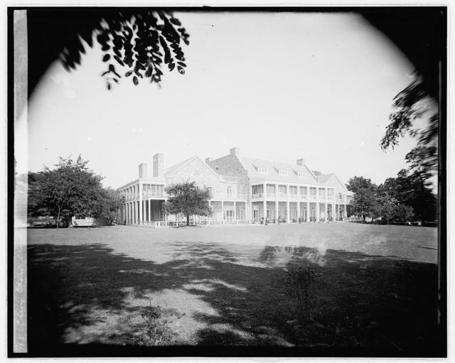 Chevy Chase Club, [Chevy Chase, Maryland]