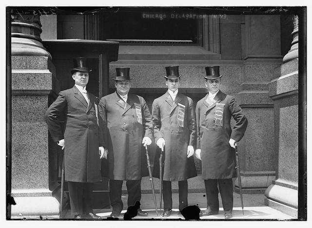 Chicago Delegation in N.Y.