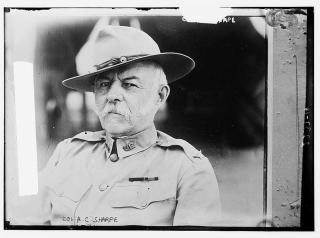 Col. A.C. Sharpe