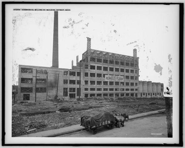 Commercial Milling Co. building, Detroit, Mich.