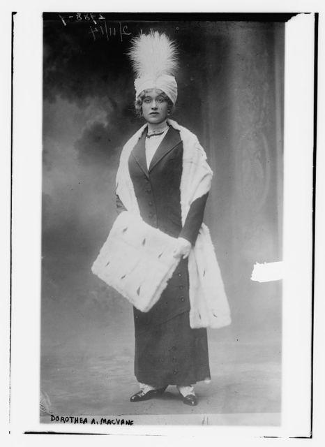 Dorothea A. MacVane