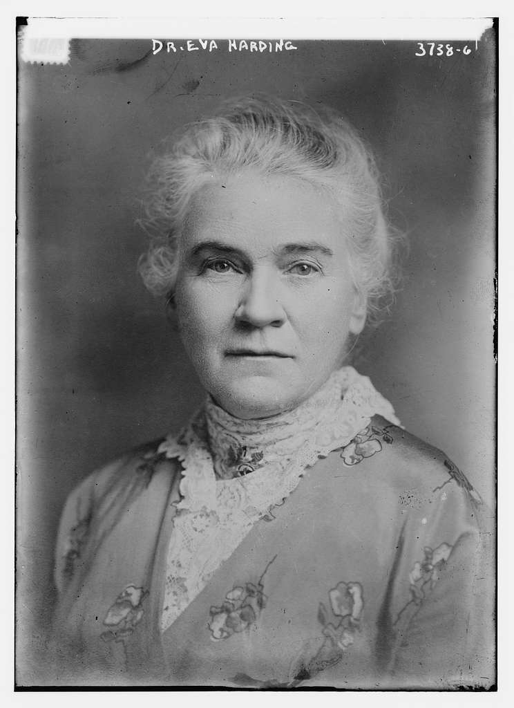 Dr. Eva Harding woman