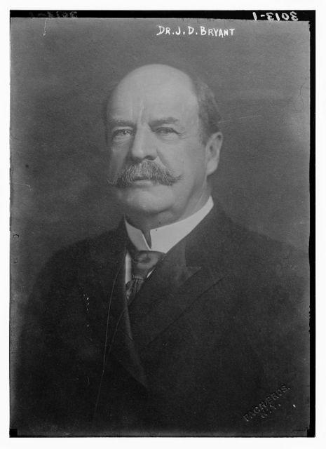 Dr. J.D. Bryant