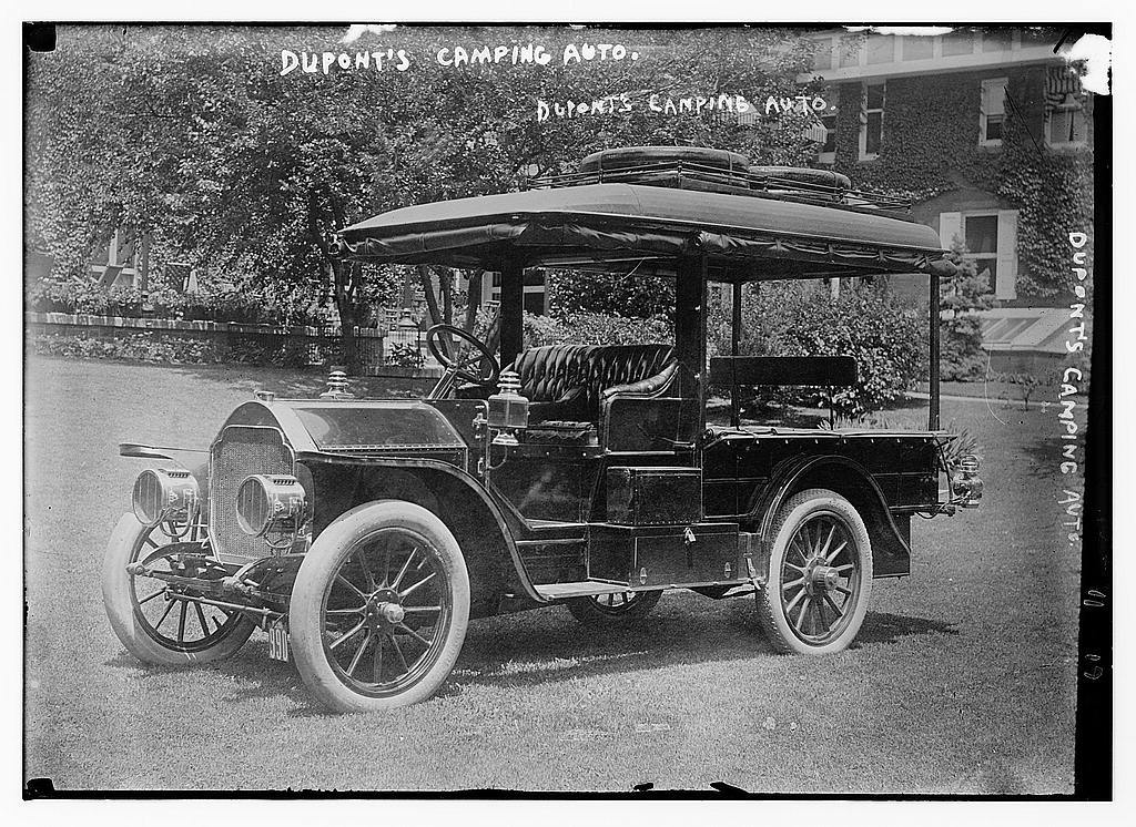 Dupont's camping auto