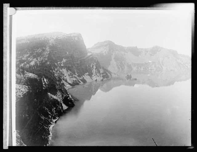 Dutton Cliff, Eagle Pass and Garfield Peak, Crater Lake Nat. Pk., [Oregon]