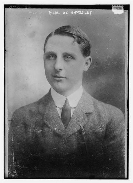Earl Annesley