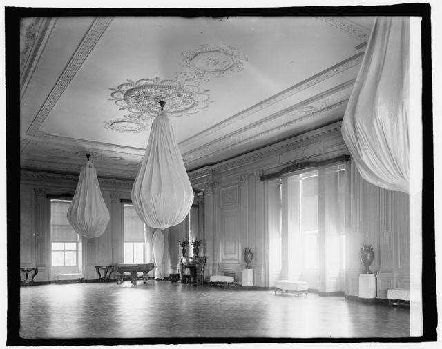 East Room, White House, [Washington, D.C.]