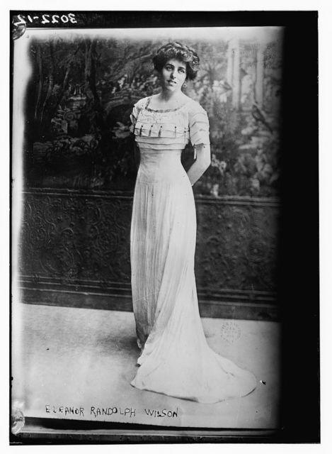 Eleanor Randolph Wilson