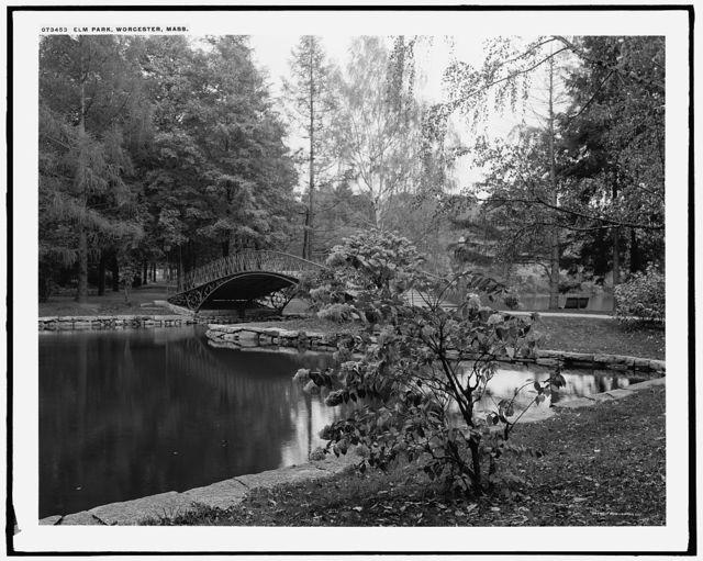 Elm Park, Worcester, Mass.