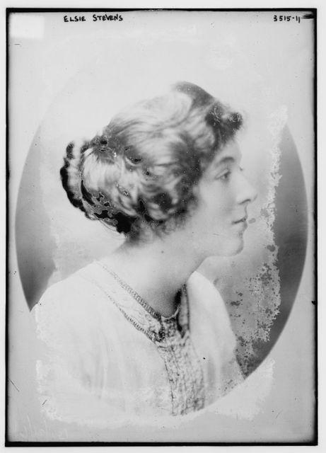 Elsie Stevens