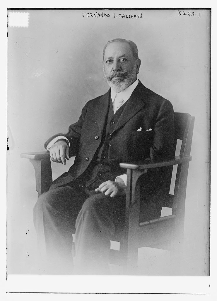 Fernando I. Calderon