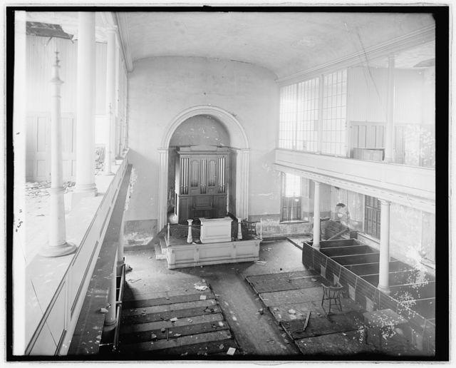 First Presbyterian Ch., Alex., Va.