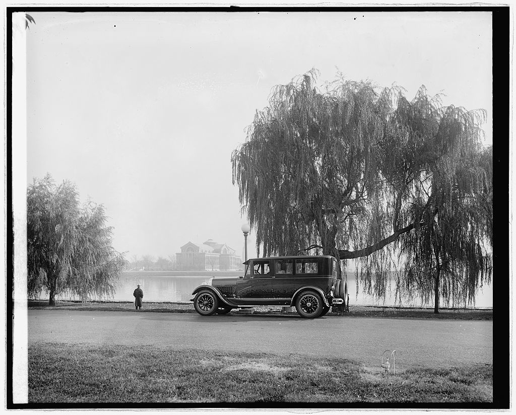 Ford Motor Co. Lincoln at War College, [Washington, D.C.]