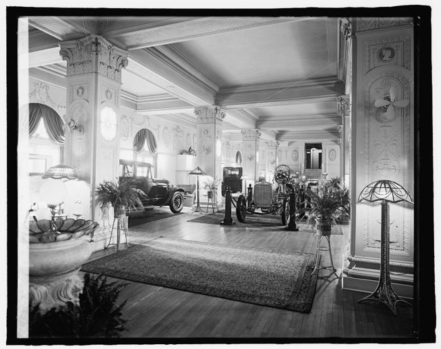 Ford Motor Co. Wardman Pk. Salon