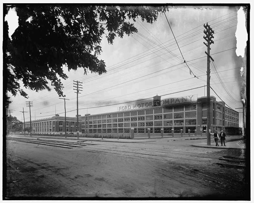[Ford Motor Company, Detroit, Mich.]