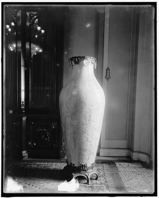 French Vase presented to U.S. Senate
