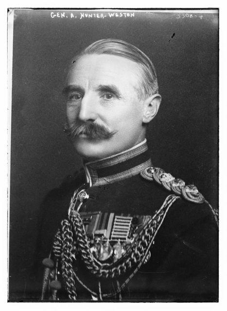 Gen. A. Hunter-Weston