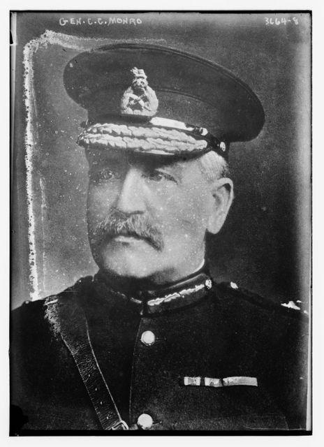 Gen. C.C. Monro