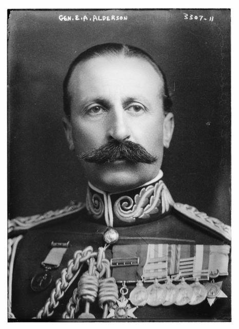 Gen. E.A. Alderson