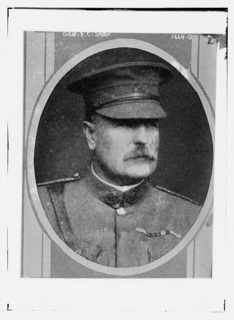 Gen. F.C. Shaw
