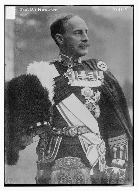 Gen. Ian Hamilton