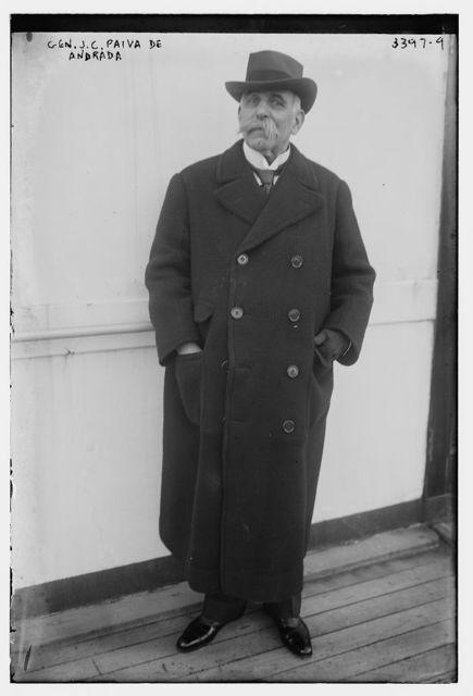 Gen. J.C. Paiva de Andrada
