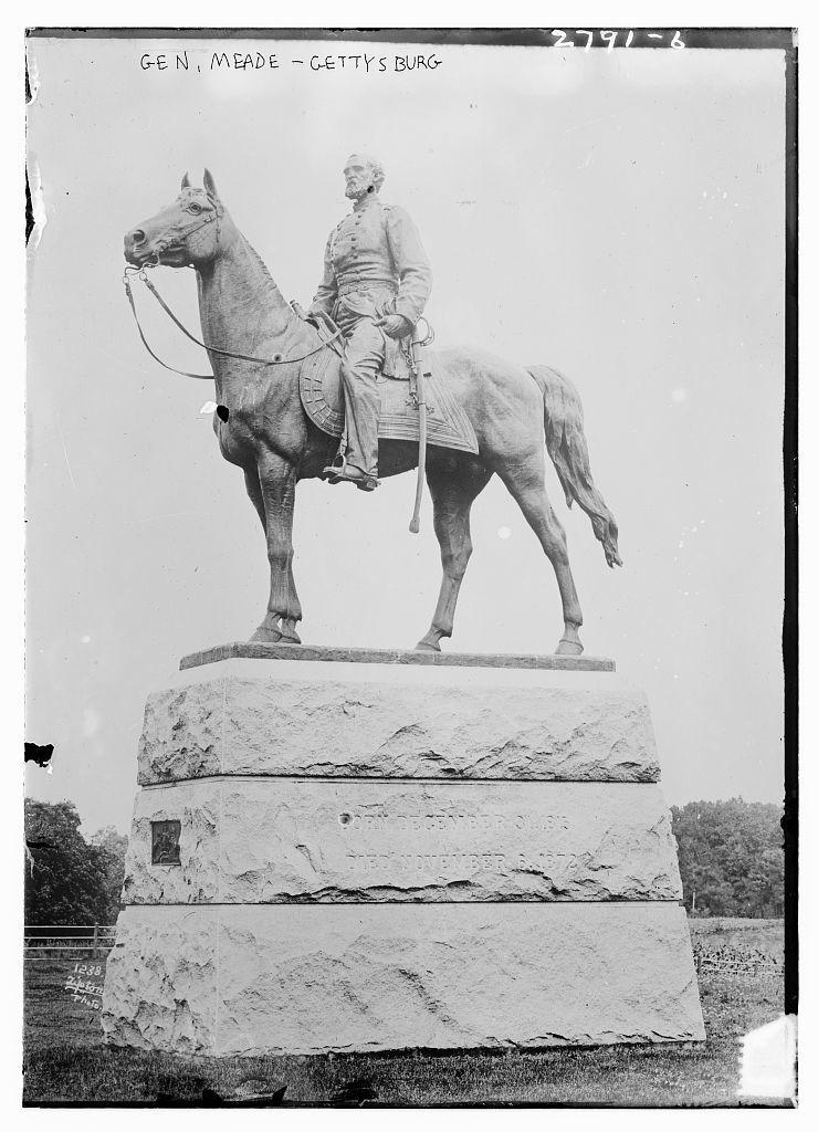 Gen. Meade - Gettysburg