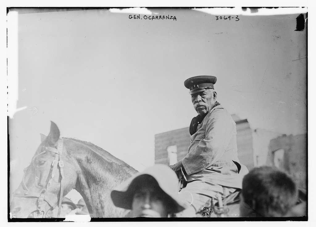 Gen. Ocarranza