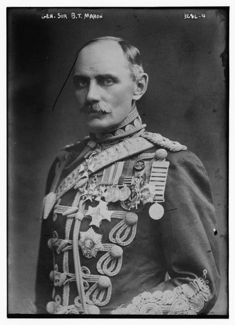 Gen. Sir B.T. Mahon