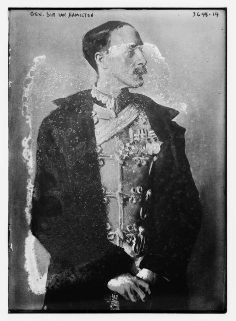 Gen. Sir Ian Hamilton