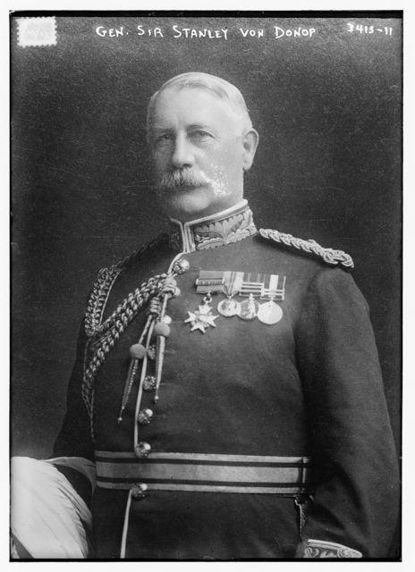 Gen. Sir Stanley Von Donop
