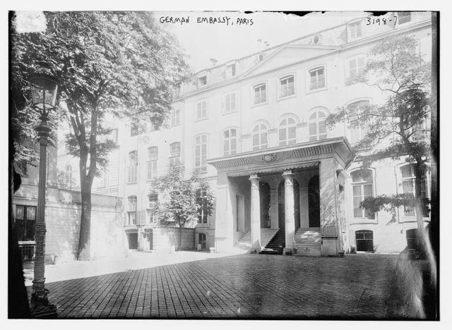 German Embassy, Paris