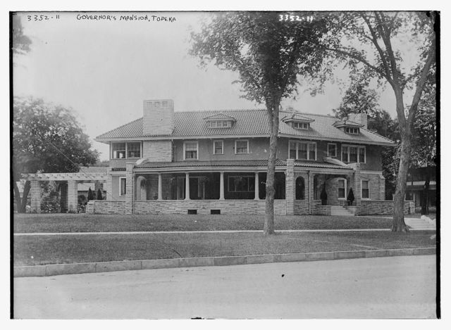 Governor's mansion, Topeka