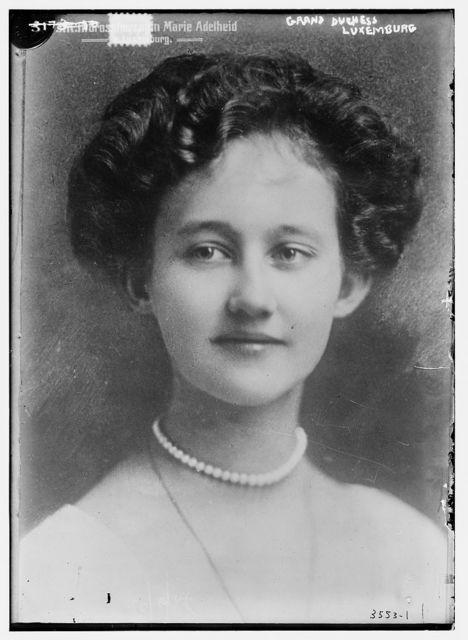 Grand Duchess Luxemburg