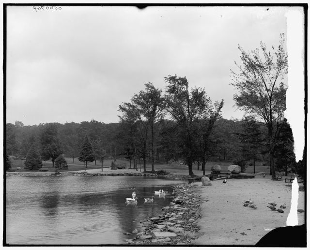 [Green Hill Park, Worcester, Mass.]