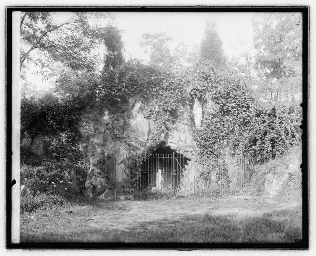 Grotto, Brookland, [Washington, D.C.]