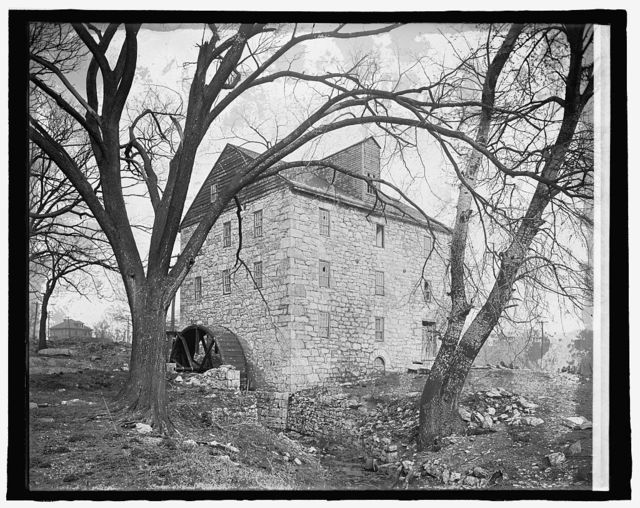 Hagers Mill, Hagerstown, Md.