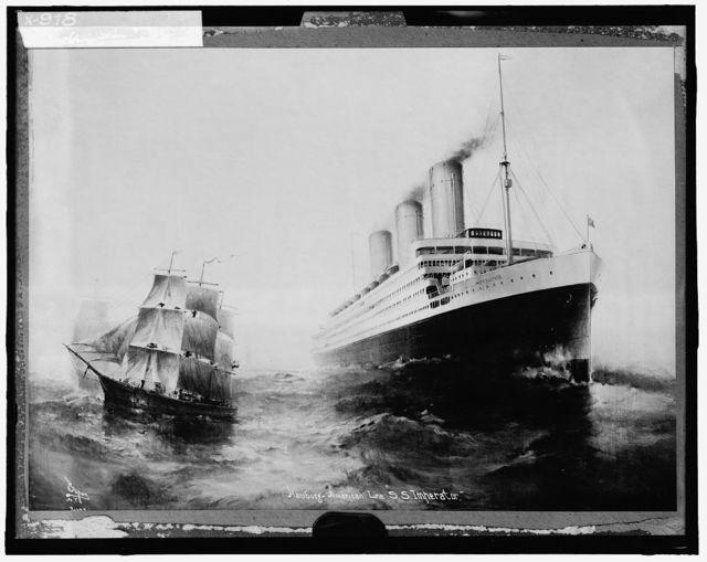 Hamburg-American line, S.S. Imperator