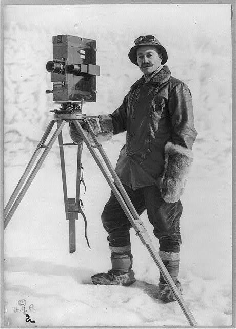 Herbert G. Ponting and his camera / H.G.P.