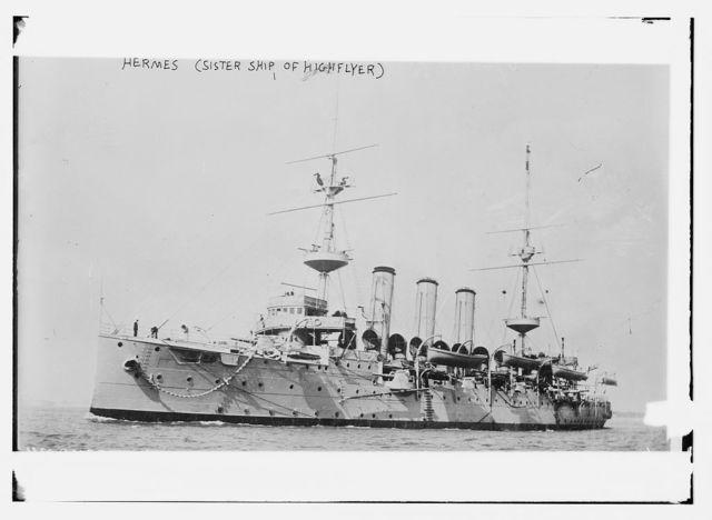 HERMES (Sister ship of HIGHFLYER)