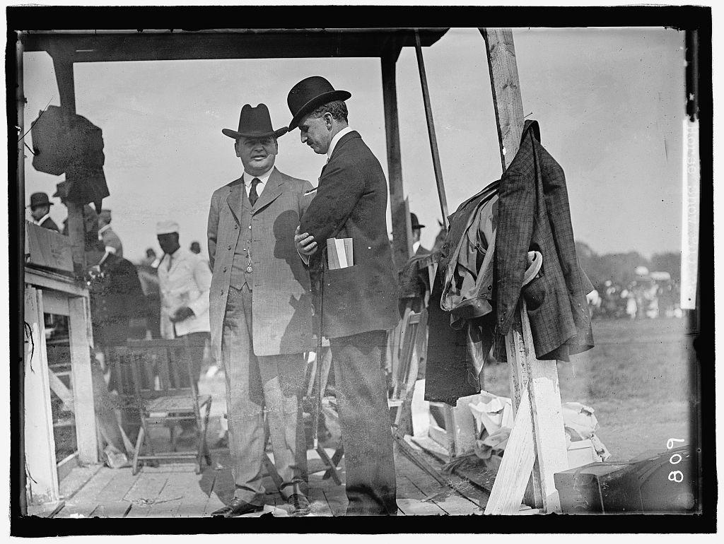 HORSE SHOW. BAILEY, JOSEPH WELDON, REP. FROM TEXAS, 1891-1901; SENATOR, 1901-1913