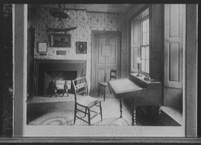 [Interior, Wadsworth-Longfellow House, Portland, Me.]
