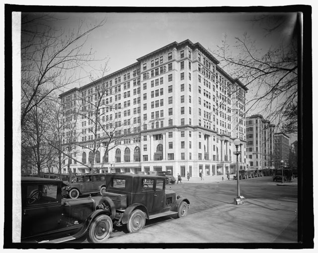 Investment Bldg., [Washington, D.C.]