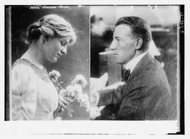 Jessie Woodrow Wilson [and Francis B. Sayre]